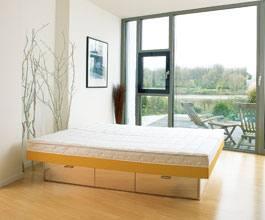 silvalago split wasserbett. Black Bedroom Furniture Sets. Home Design Ideas
