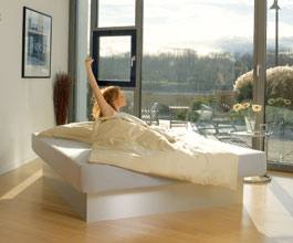 silvamare wasserbett. Black Bedroom Furniture Sets. Home Design Ideas