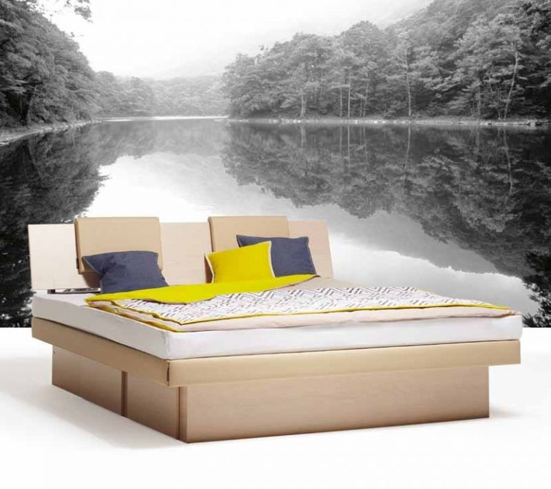 wasserbett akva allround. Black Bedroom Furniture Sets. Home Design Ideas